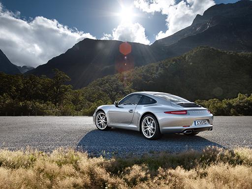 Ein Porsche ist durch nichts zu ersetzen. Außer durch einen Porsche.