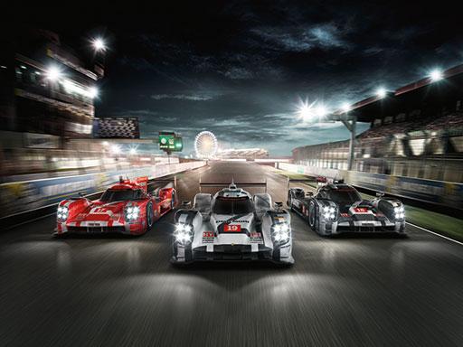 Mission: Future Sportscar. Aktuelle News zur Porsche Motorsport Saison 2015.